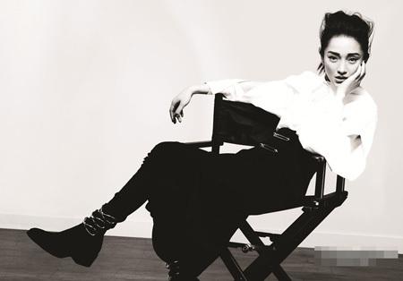 Sắp tới, Châu Tấn sẽ trở lại với màn ảnh nhỏ sau một thời gian dài với vai nữ chính trong bộ phim