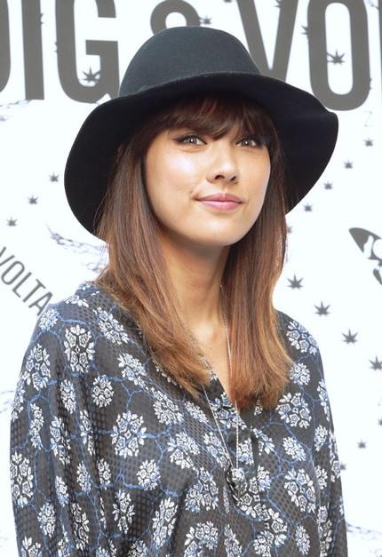 Lee Hyori xuất hiện trong một sự kiện ở Seoul, Hàn quốc ngày 28/8 vừa rồi