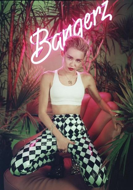 Miley thực hiện những hình ảnh mới cho video clip sắp phát hành mang tên