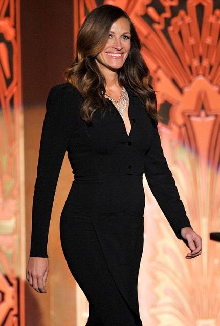 Julia Roberts được xem là một trong những nữ diễn viên xinh đẹp và tài năng nhất Hollywood