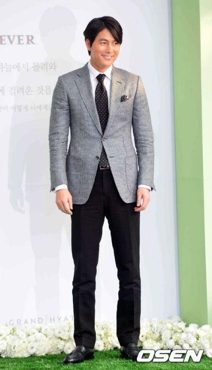 Tài tử Jung Woo Sung