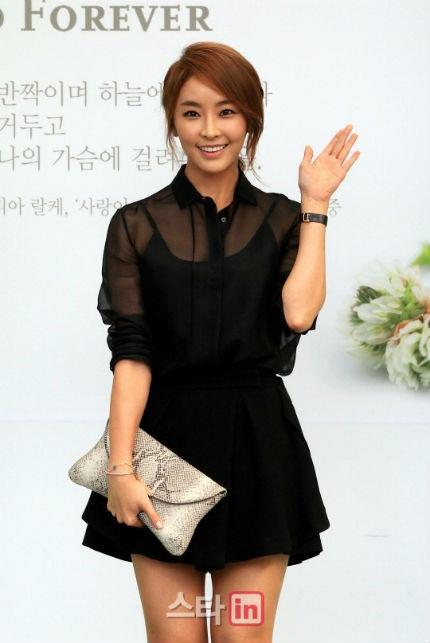 Vợ chồng nam diễn viên Jung Jun Ho