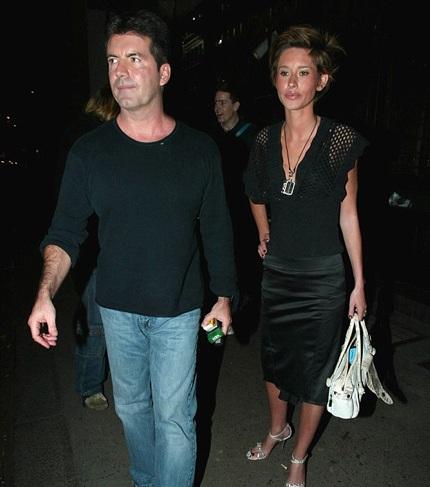 Simon và Terri Seymour từng hò hẹn trong vòng 4 năm từ năm 2002 - 2006