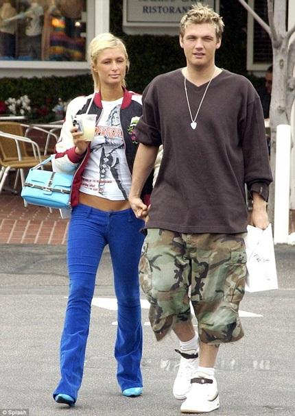 Cặp tình nhân nổi tiếng chia tay nhau vào năm 2004