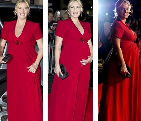 Kate cho biết, trong bộ phim mới, cô vào vai một người mẹ và thực sự đã sống cùng với nhân vật