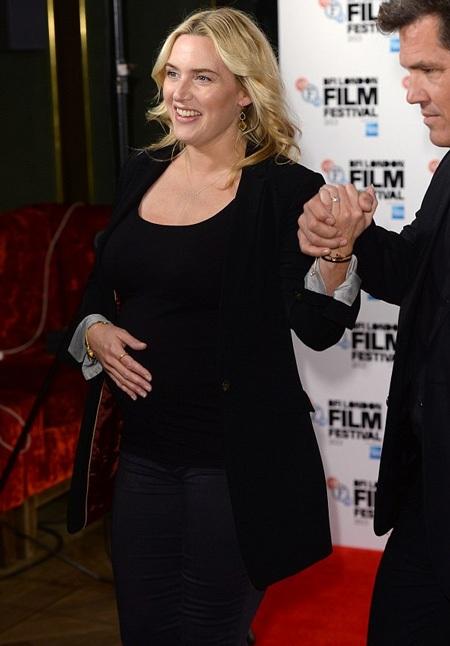 Trước đó, vào cuối tuần, Kate cũng có mặt tại buổi công chiếu bộ phim