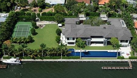 Ngôi biệt thự trị giá 26 triệu USD của Enrique Iglesias