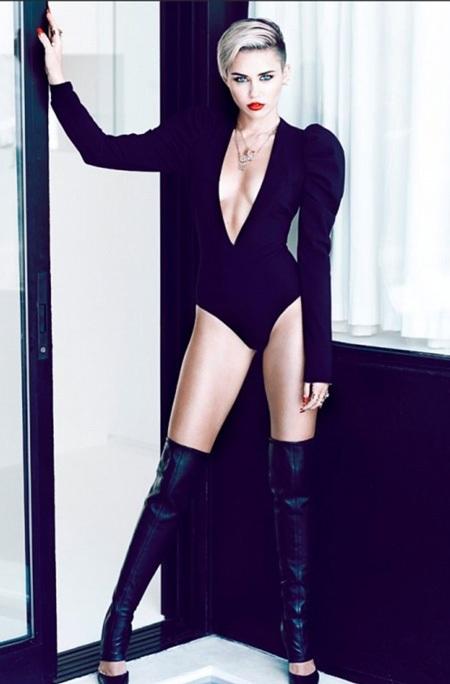 Miley Cyrus khẳng định: Gây sốc là biệt tài của tôi và tôi đã thành công