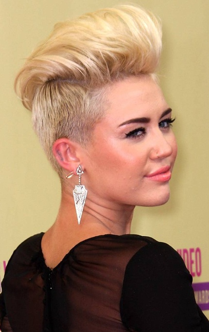 Miley Cyrus trong clip