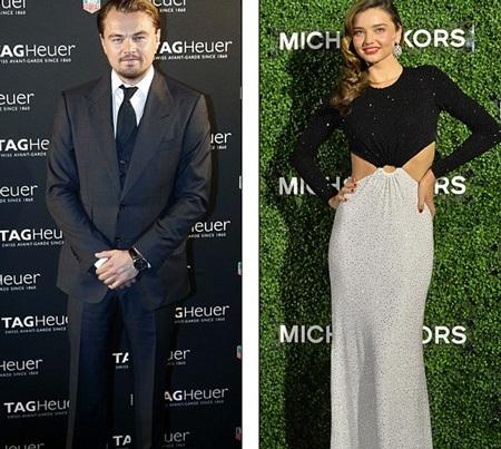 Miranda Kerr và Leonardo DiCaprio là một cặp?