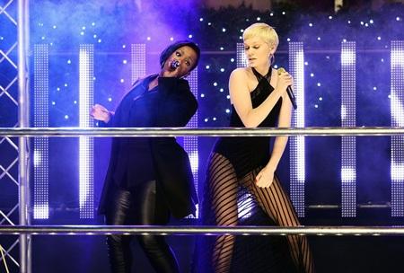 Jessie từng là huấn luyện viên cho chương trình The Voice phiên bản Anh.