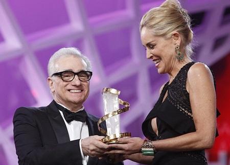 Sharon Stone được vinh danh với giải thưởng thành tựu trong đêm khai mạc LHP Marrakech