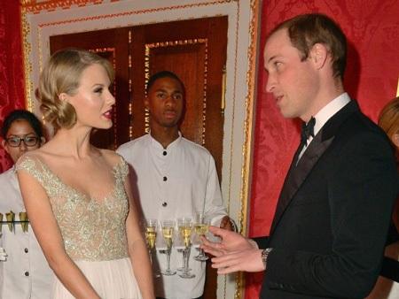 Cũng trong năm nay, cặp đôi này đón cậu con trai đầu lòng, hoàng tử George Alexander Louis.