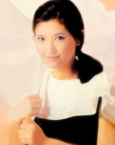 Lam Khiết Anh khi còn nổi tiếng, xinh đẹp, tài năng
