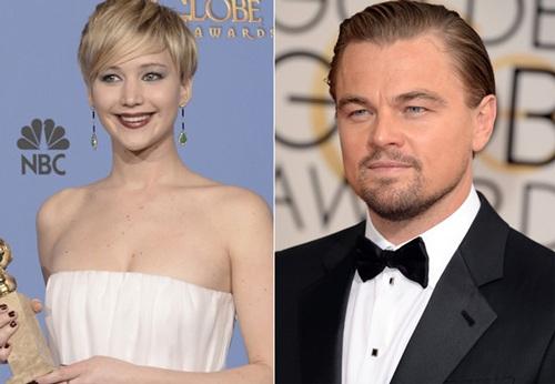 Leonardo DiCaprio, Jennifer Lawrence nhận đề cử Oscar 2014