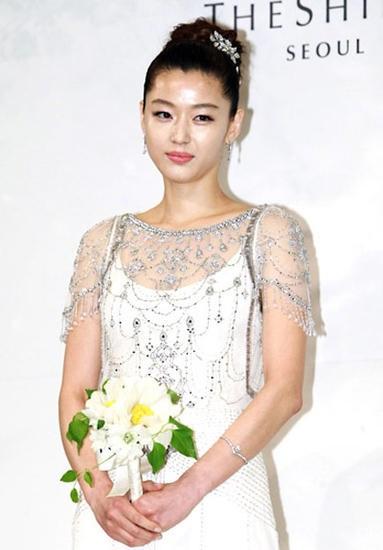 Jeon Ji Hyun kết hôn từ năm 2012