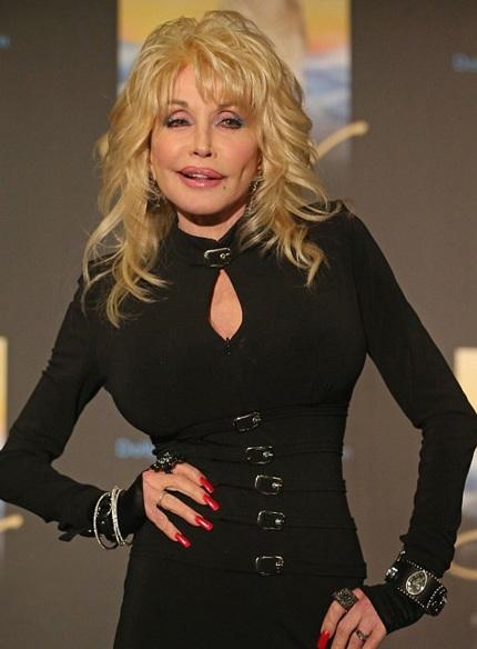 Bà Dolly đã từng 7 lần giành giải Grammy
