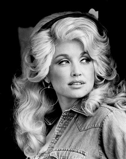 Bà Dolly Parton xinh đẹp mặn mà khi còn trẻ