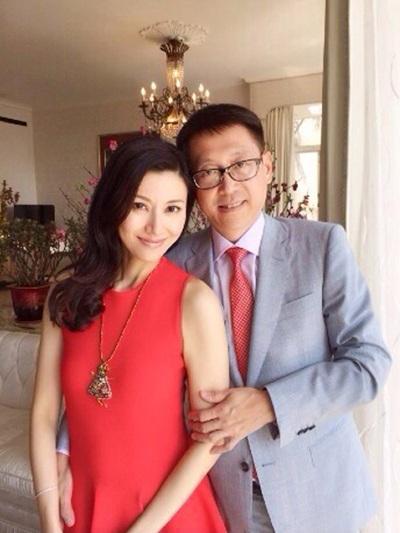 Lý Gia Hân và chồng chung sống rất hạnh phúc kể từđám cướivào năm 2008
