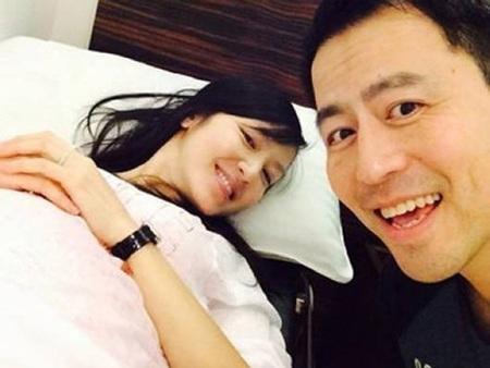Vợ chồng Lâm Hy Lôi vừa đón cô con gái thứ hai trong gia đình.