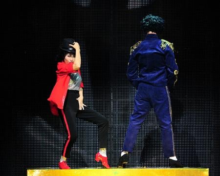 Thu Thủy và Ngân Khánh cùng đăng quang tại Bước nhảy hoàn vũ 2014 - 13