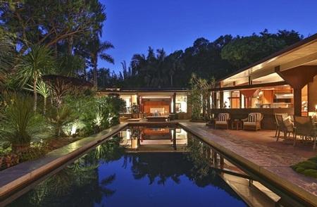 Ngôi biệt thự 14 triệu USD của Gwyneth Paltrown và Chris Martin tại Malibu