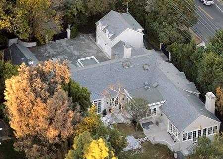 Ngôi biệt thự tại Los Angeles của vợ chồng Gwyneth Paltrown