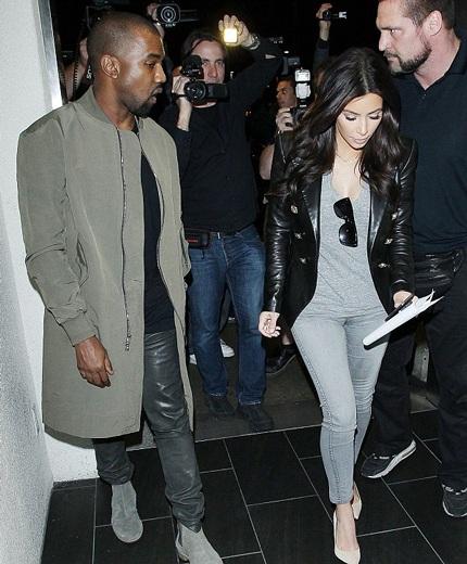 Kim và Kanye đã sẵn sàng cho đám cưới diễn vào mùa hè năm nay tại Pháp.