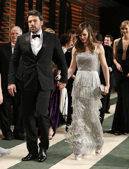 Vợ chồng Ben Affleck