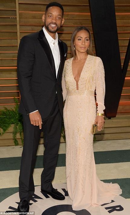 Vợ chồng Will Smith