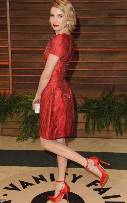 Nữ diễn viên Emma Roberts