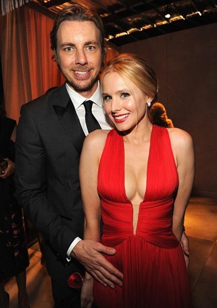 Kristen Bell và chồng Dax Shepard trông thật hạnh phúc