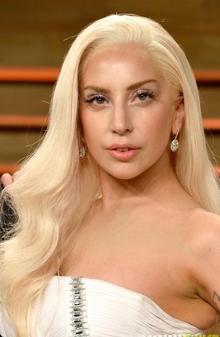 Cô ca sĩ cá tính Lady Gaga thanh lịch lạ thường