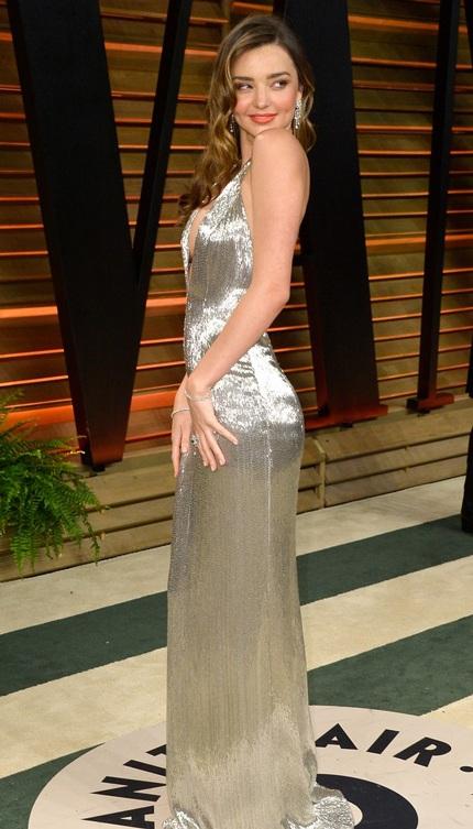 Miranda Kerr rất biết cách thu hút sự chú ý của giới truyền thông.