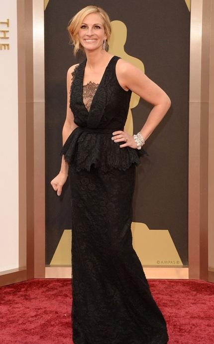 Julia Roberts là một trong những gương mặt nổi tiếng củaHollywood với khán giả Việt Nam
