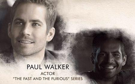 Paul Walker được tưởng nhớ trong lễ trao giải Oscar năm 2014