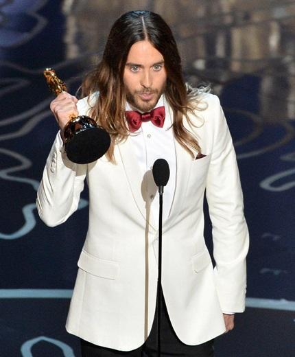 Jared Leto nhận giải Nam diễn viên phụ xuất sắc nhất