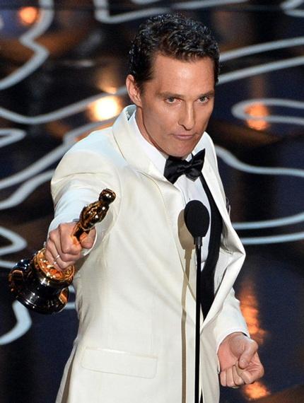 Matthew McConaughey - Nam diễn viên chính xuất sắc nhất