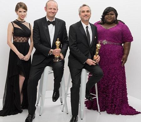Sau khi giành giải Biên tập phim hay nhất dành cho bộ phim