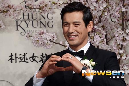 Oh Ji Ho thổ lộ, anh muốn có hai đứa con, một trai và một gái bên vợ hiền.