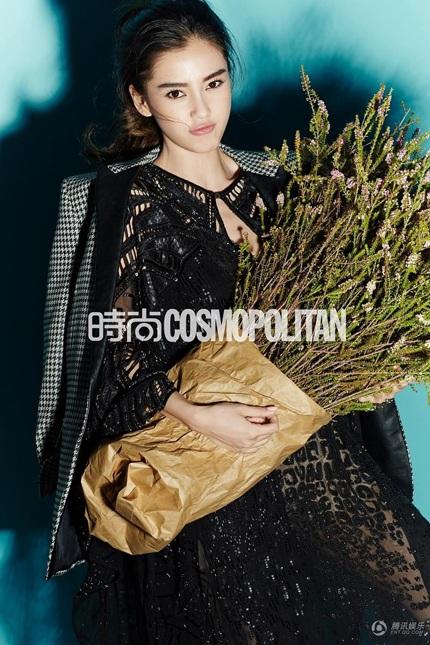 Ngôi sao xinh đẹp hiện là thần tượng của nhiều cô gái trẻ tại châu Á.