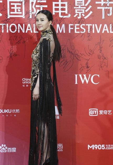 Nhiều ngôi sao Hàn Quốc cũng có mặt tại lễ bế mạc LHP Bắc Kinh năm nay