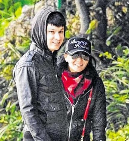 Trương Mạn Ngọc đang hạnh phúc bên bạn trai kém cô 15 tuổi