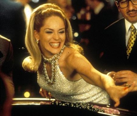 Sharon Stone trong bộ phim nổi tiếng