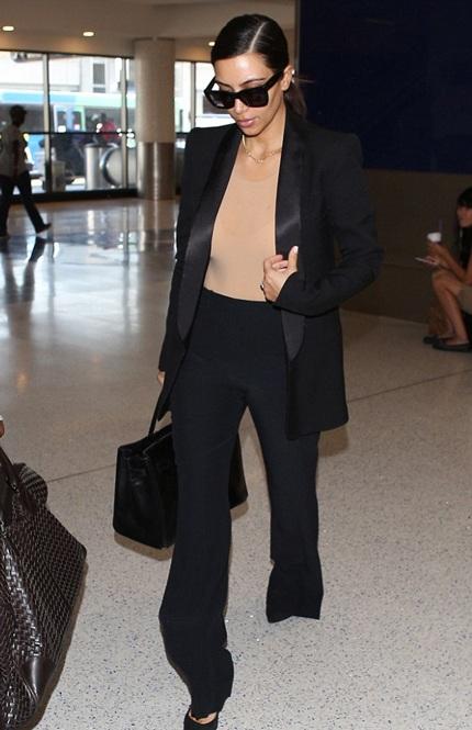 Kim sẽ tham dự đại tiệc thời trang cùng chồng mới cưới tại Manhattan, ngày hôm nay 5/5.