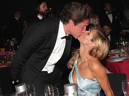 Heidi Klum và bạn trai kém cô gần 20 tuổi