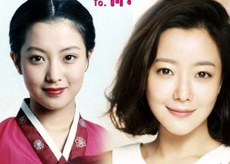Kim Hee Sun hầu như không thay đổi sau gần 15 năm kể từ khi gia nhập làng giải trí