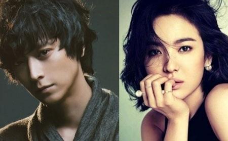 Song Hye Kyo và Kang Dong Won là cặp đôi mới của làng giải trí xứ Hàn?