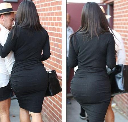 Sau bữa trưa với chị gái, Kim có hẹn đi xem phim cùng gia đình.