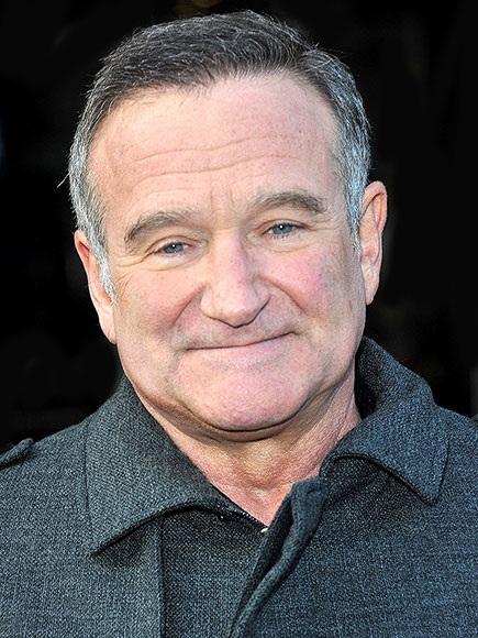 Robin Williams ra đi để lại tiếc thương cho gia đình và đồng nghiệp.